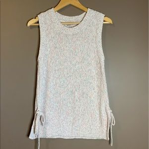 NWT! Loft outlet knitted tank top